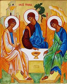 Dieu Trinité